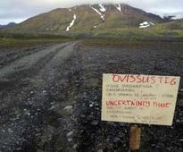 Iceland Raises Volcano Alert to Red After Eruption Overnight