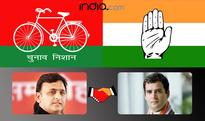 UP polls grand alliance: Congress may get 89, RLD seeks 30; rest with Akhilesh 17 hours ago
