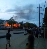 Curfew in Manipur town after 5 killed, 27 injured in violence
