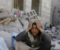 Saudi-led coalition probably used cluster bombs in Yemen - HRW