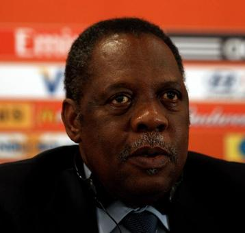 Cameroon's Hayatou to stand in for suspended Blatter