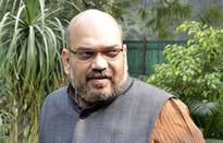 Amit Shah heads to J-K to push Mission-44 plan