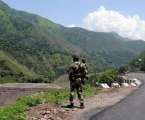 Three militants, civilian killed in fidayeen attack on Army camp in Kashmir