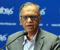 Murthy's poor health forces call with Infosys investors to be postponed to Aug 29