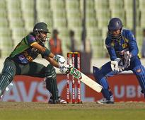 Live reporting: Asia Cup: Sri Lanka lose 3rd wicket