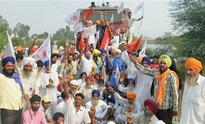 Protesting farmers to meet Punjab CM on October 12; rail roko to continue