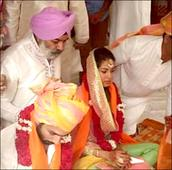 Check out Shahid Kapoor ties the knot with Mira Rajput