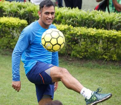 Team India cancel practice again but enjoy football