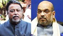 Mukul Roy joins BJP: will the party make noise about Saradha and Narada scams now?