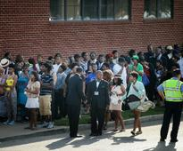 Hundreds March in Ferguson to Protest Police Shooting: Local Media