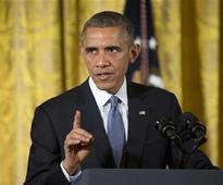 Barack Obama imposes sanctions on Crimea, echoes EU