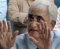Good ties with China not be at cost of security, dignity: Khurshid