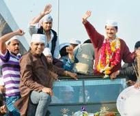 Gujarat Police book Arvind Kejriwal for poll code violation