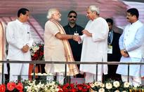 BJP, BJD take credit for setting up Paradip refinery