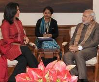 US Congress member Tulsi Gabbard calls on Modi