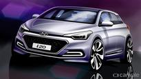 Hyundai India reveals official sketch of the new Elite i20; pre-bookings open