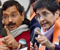 While Kejriwal rues not getting R-Day call, Bedi says he must grow up