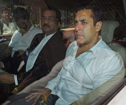 Hit-and-run case: Salman's defence of not driving rejected by prosecution