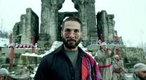 Haider review: Spectacular but fails at parts