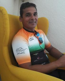 Army doctor from Maharashtra pedals to history in US