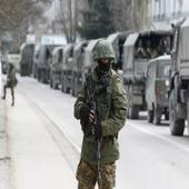 Crimea opts out of Ukraine to join Russia