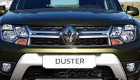 Renault Duster 2018 facelift revealed ahead of Frankfurt Motor Show