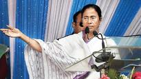 Mamata Banerjee accuses BJP-led govt of distorting history