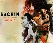 Sachin becomes the only Indian Sportsperson to have a biographical drama based on his life!