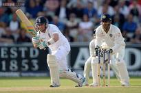 Live Score, 4th Test: Rain halts England progress after lunch