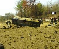 Sukma Naxal encounter: 9 CRPF jawans killed, 6 injured in Chhattisgarh