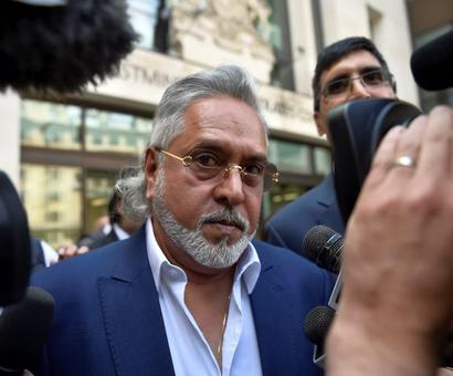 Mallya arrested in UK in money laundering case, gets bail