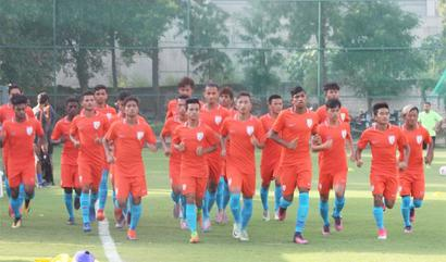FIFA Under-17 WC: Post your good wishes to the Indian Team #backtheblue
