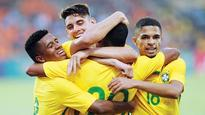 FIFA U-17 World Cup: Samba Boys put on a show in first practice game