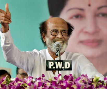 Good changes can be expected if Rajini joins politics, says wife