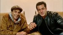 Dharmendra meets Salman Khan and says 'You will always be a son to me'