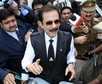SC rejects Sahara proposal Roy to remain in Tihar