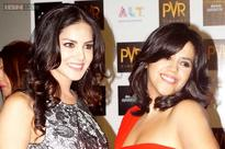 Sunny Leone: People have seen a sexy Sunny, they haven't seen a scary Sunny yet