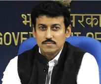 Govt has released Rs 31.4 mn for 175 TOP athletes as allowance: Rathore