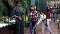 Bigg Boss 11: Aloof from controversies, Hina Khan takes charge of the household chores!