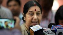 Sushma Swaraj to visit China later this week for SCO Foreign Ministers meeting