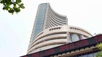 Sensex tanks 92 points on inflation woes