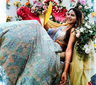 PIX: Naga Chaitanya weds Samantha