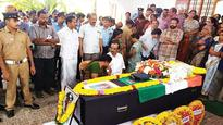 IAF crash martyrs' kin await final closure