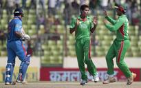 Cricket-Shafiul back in Bangladesh squad for Champions Trophy