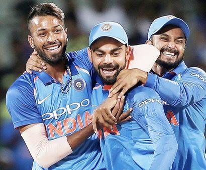 'Kohli loves Pandya's attitude; will give him a long run'