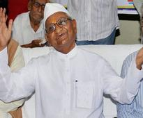 Anna Hazare says, it's Kejriwal's victory, not defeat