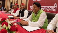 Akhilesh Yadav unanimously re-elected as Samajwadi Party national chief