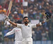 Prolific Kohli grabs second position in Test rankings