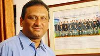 MV Sridhar tenders his resignation from BCCI General Manager's post