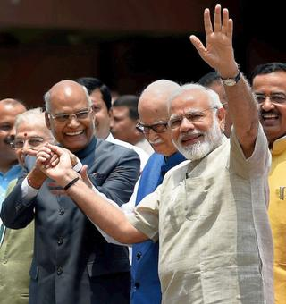 Kovind and India's nuke button